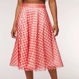 Revival pool party tulle Midi Skirt size 12